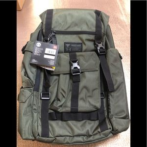 NWT Under Armour UA Project Rock Backpack Bag